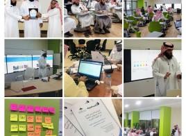 برنامج إعداد مسؤولي التقنية يدرب أكثر من ٧٥ جهة خيرية في إدارة أقسام التقنية